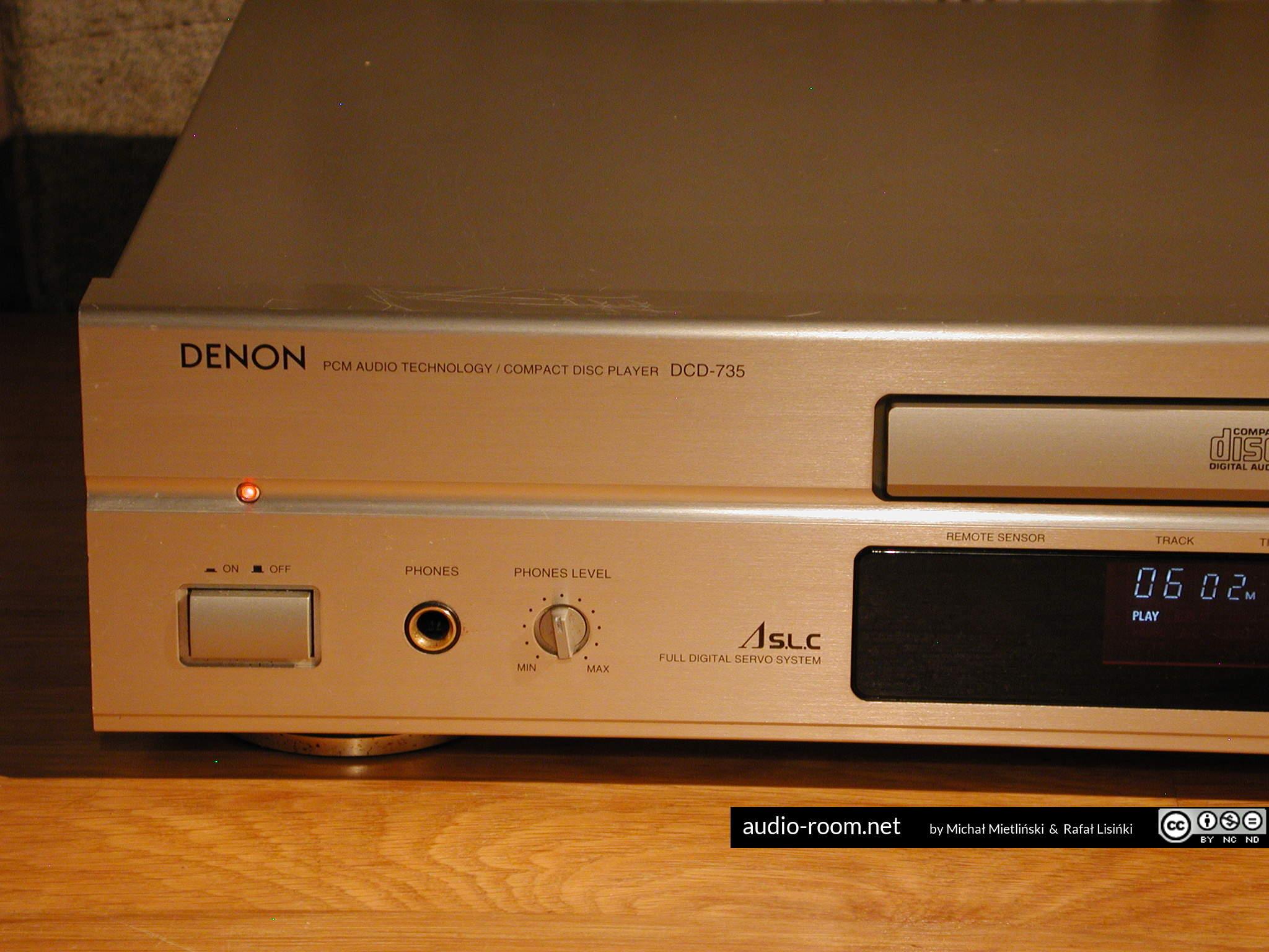 DENON DCD-735