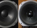 Quadral Rondo - W 170M  and W 170K woofers