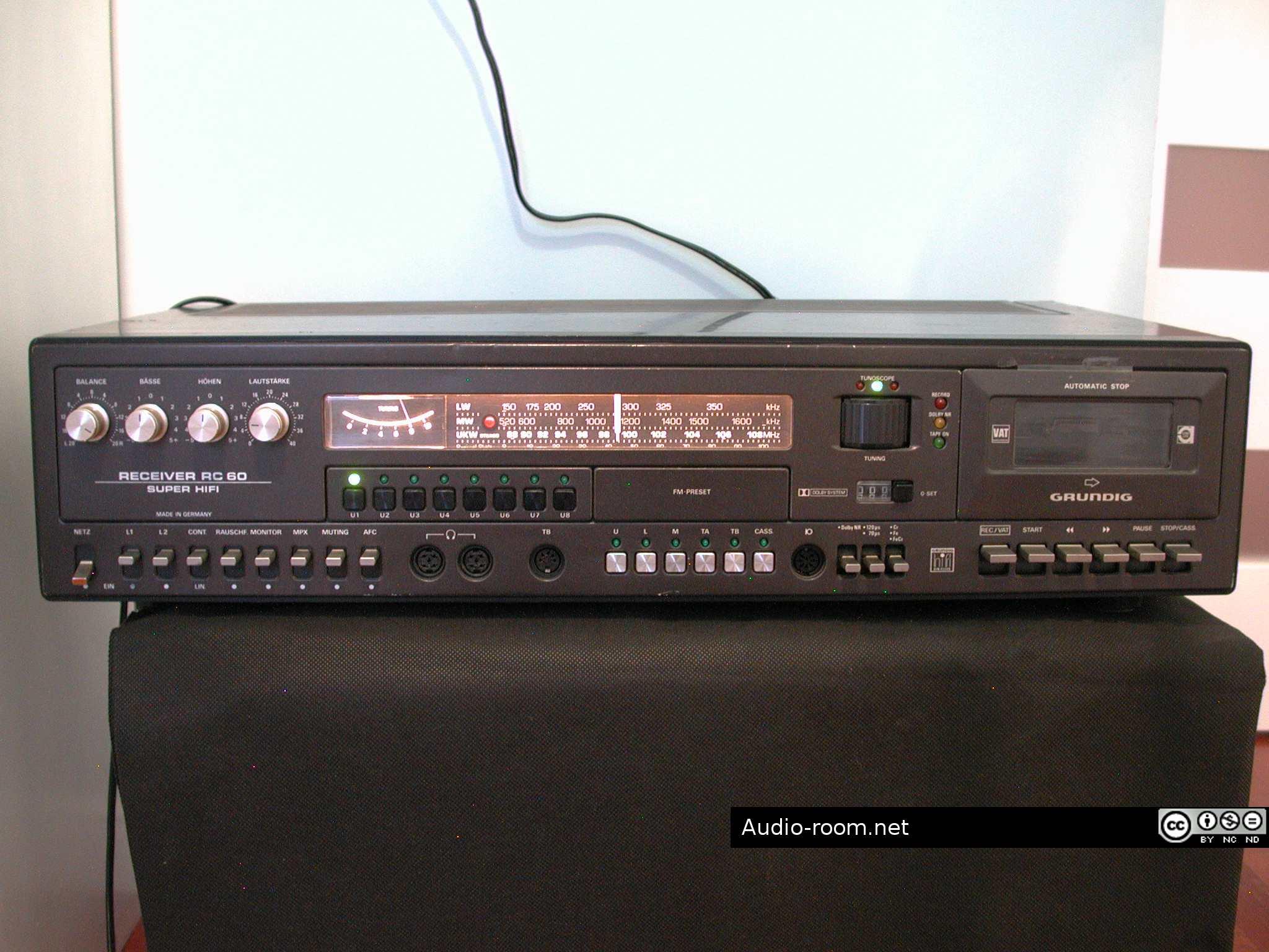 Grundig rc-60 - dscn2578