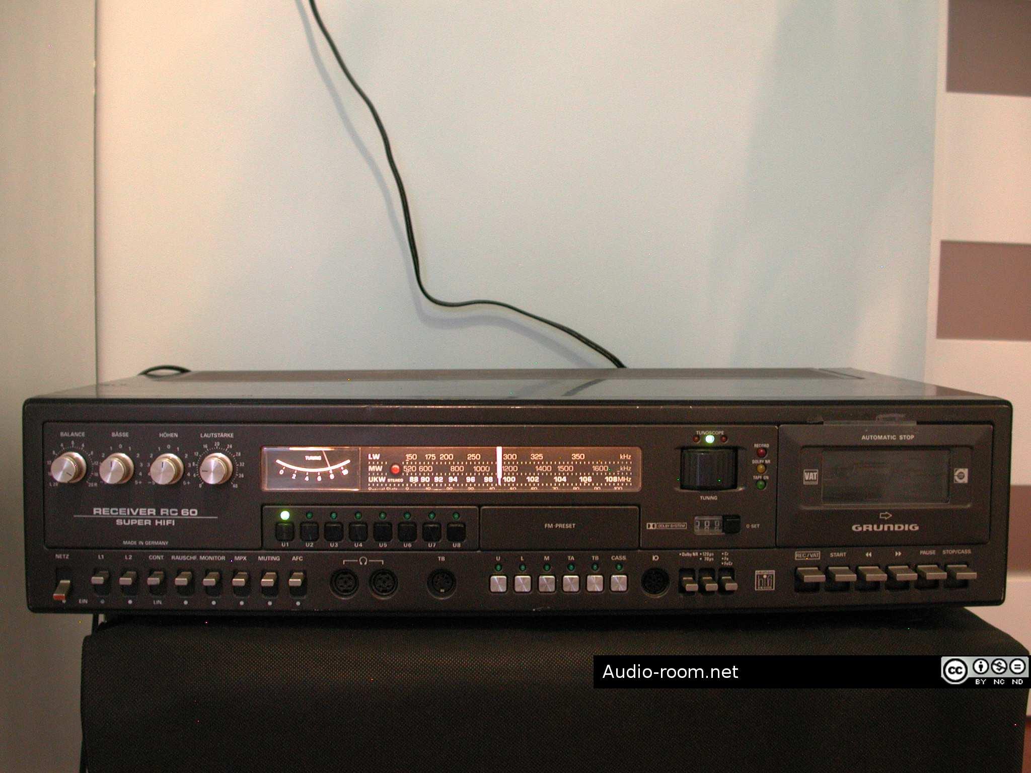 Grundig rc-60 - dscn2579