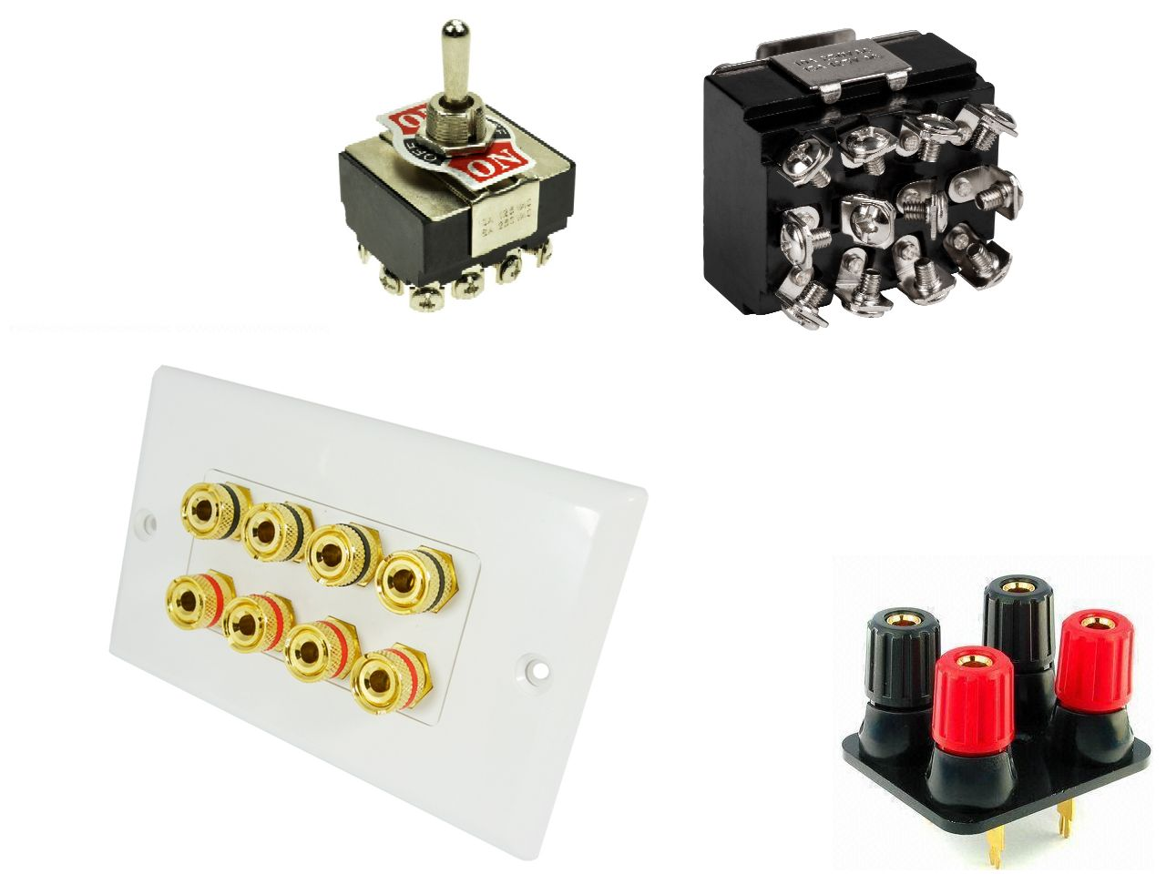 Sound Controlled Toggle Switch