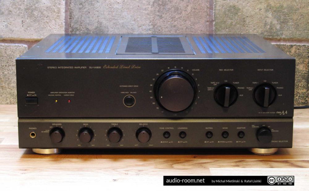 TECHNICS SU-VX800: A good Technics |