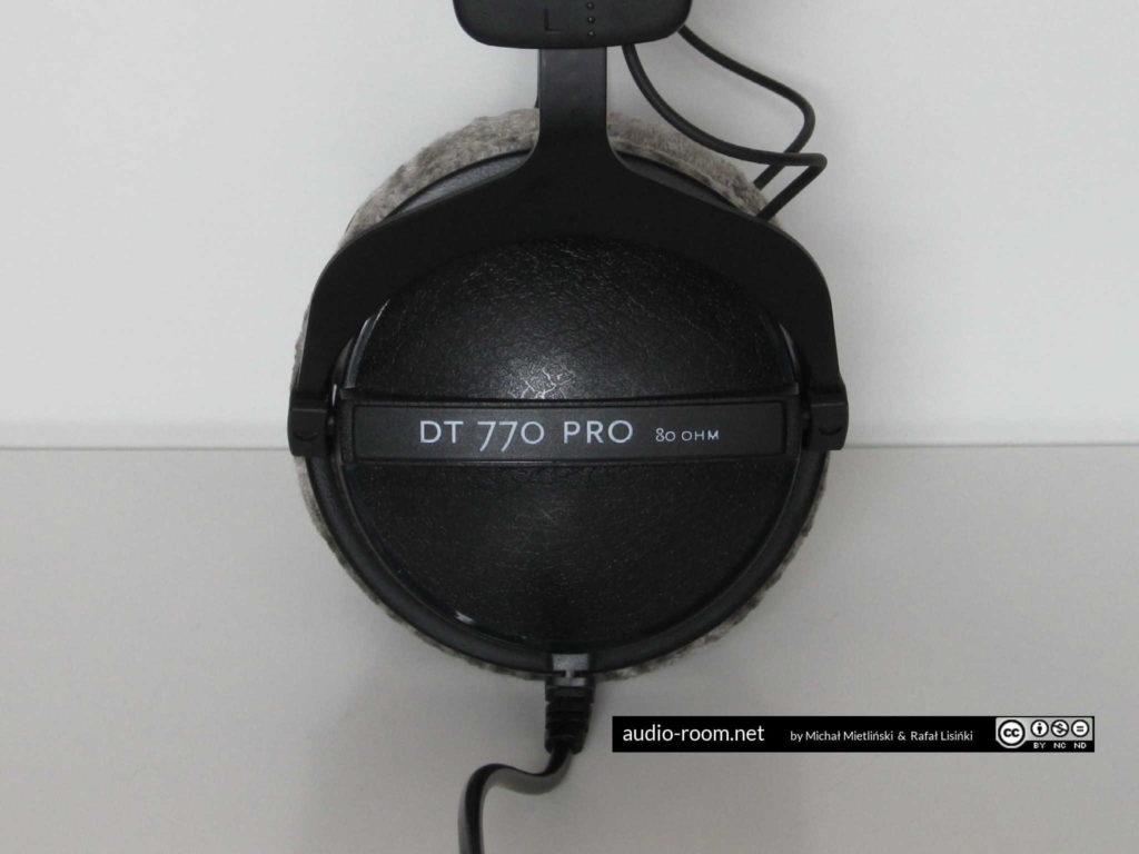 Beyerdynamic DT 770 PRO cup