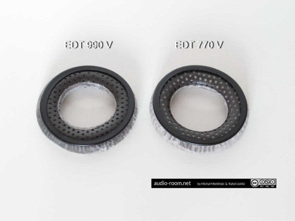Beyerdynamic DT 770/880/990 earpads/pady