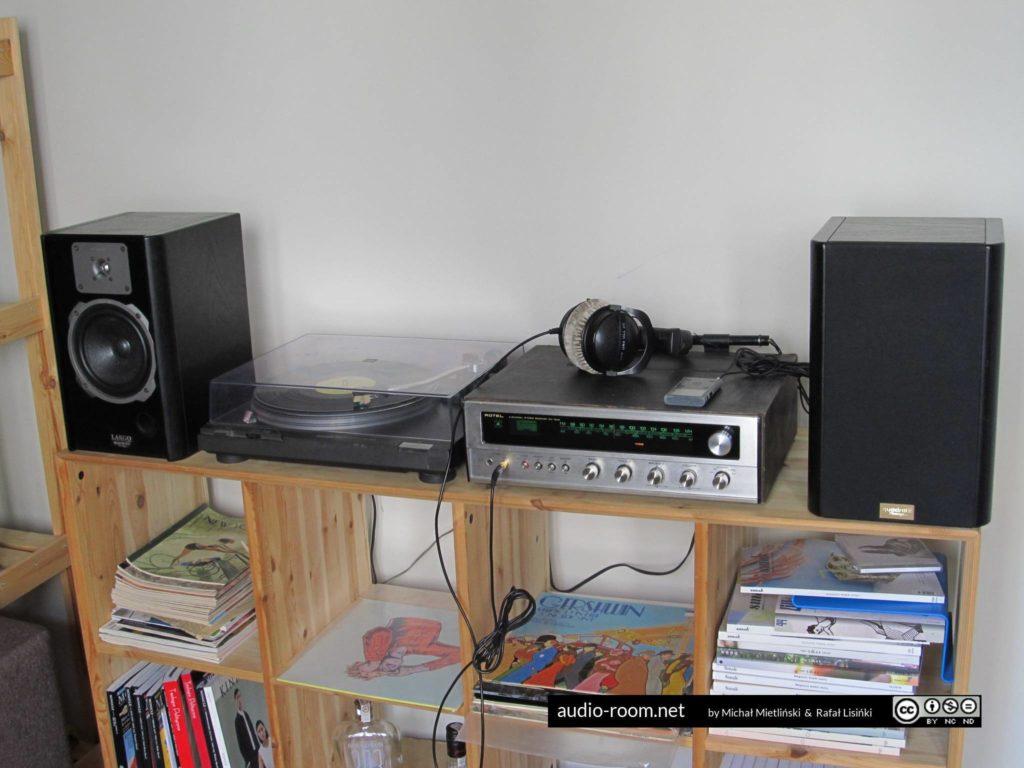 System 1: Quadral Largo MK IV, Rotel RX-154A, Technics SL-D2