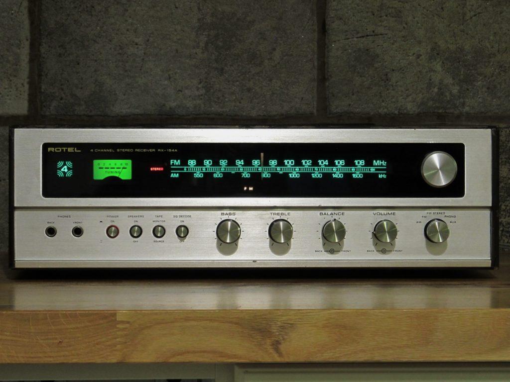 ROTEL RX-154a